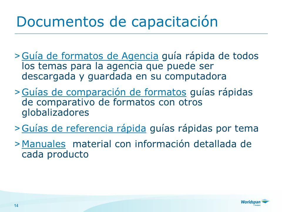 14 > Guía de formatos de Agencia guía rápida de todos los temas para la agencia que puede ser descargada y guardada en su computadora > Guías de compa