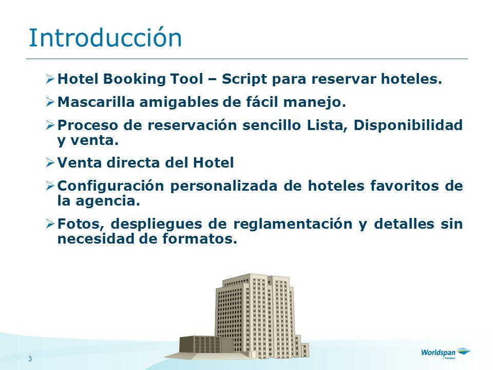 3 Introducción Hotel Booking Tool – Script para reservar hoteles.