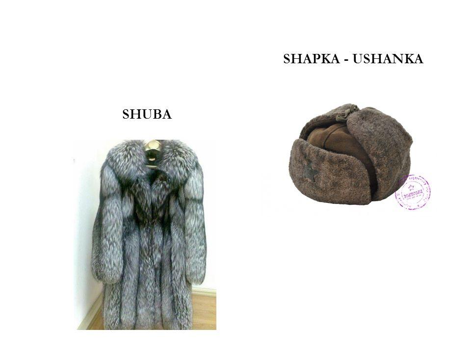 SHUBA SHAPKA - USHANKA