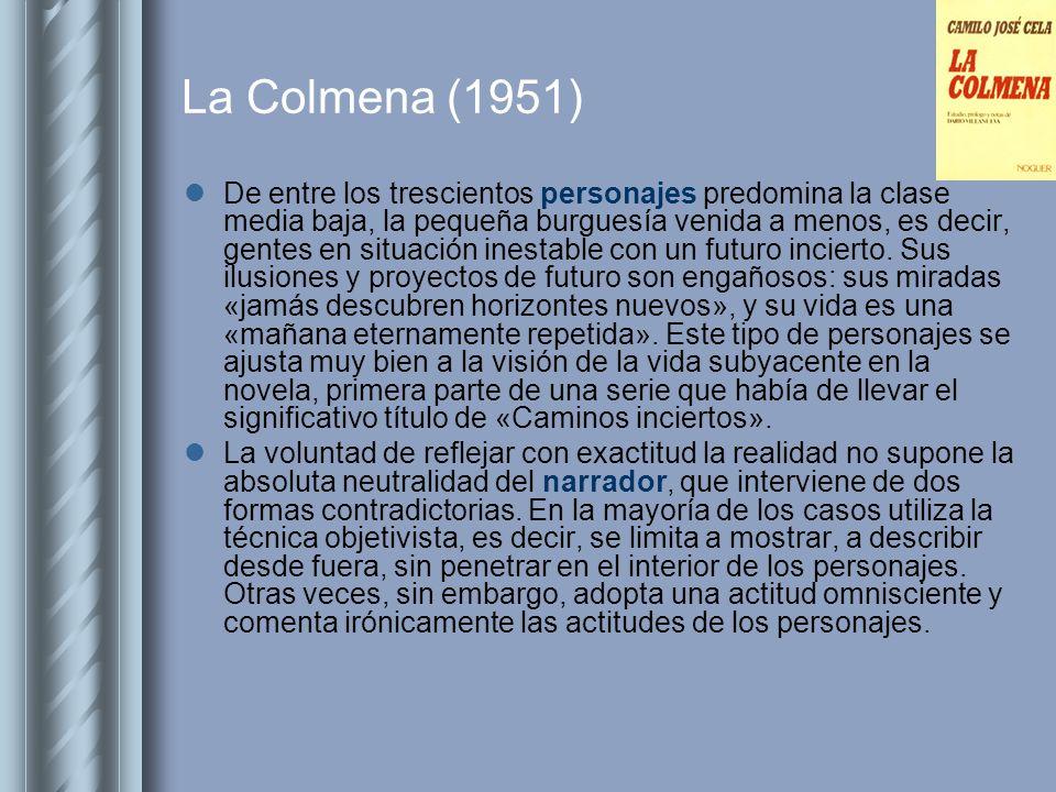 La Colmena (1951).