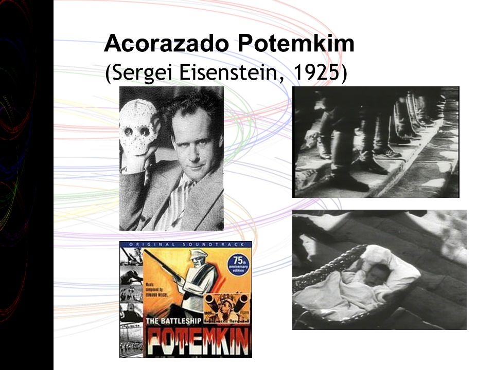 Acorazado Potemkim (Sergei Eisenstein, 1925)