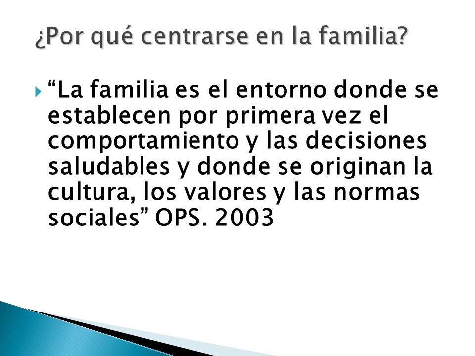 Ha aumentado el numero de familias en crisis.