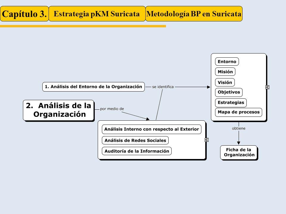 Capítulo 3. Estrategia pKM SuricataMetodología BP en Suricata