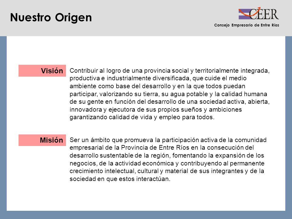 Consejo Empresario de Entre Ríos Área de Trabajo Responsabilidad social LogrosÁreas de Incidencia Sensibilización en RSE - Conferencia A.