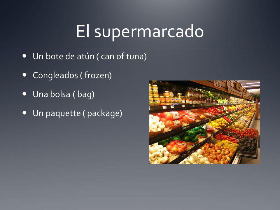 El café El mesero ( waiter) Una mesa( table) El Menu ( menu ) Incluido el servicio ( includes tip )