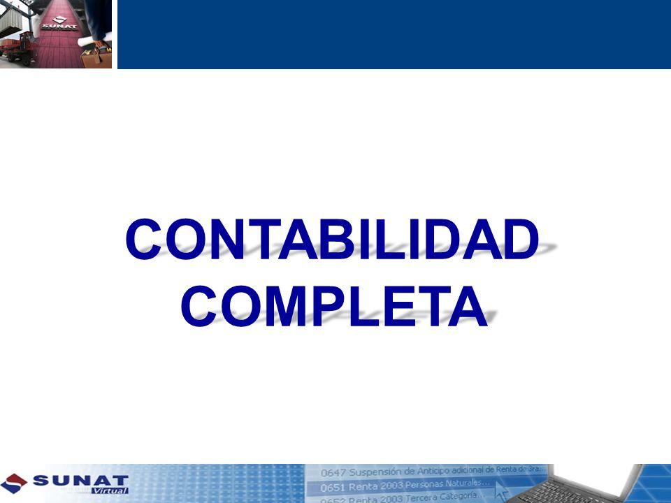 CONTABILIDAD COMPLETA