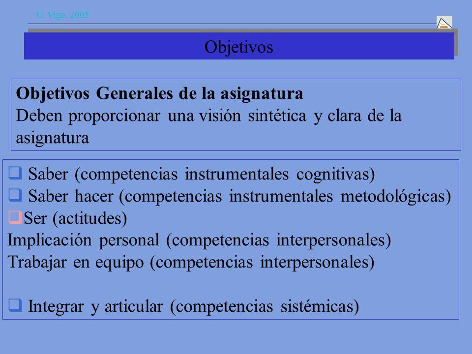 U. Vigo.