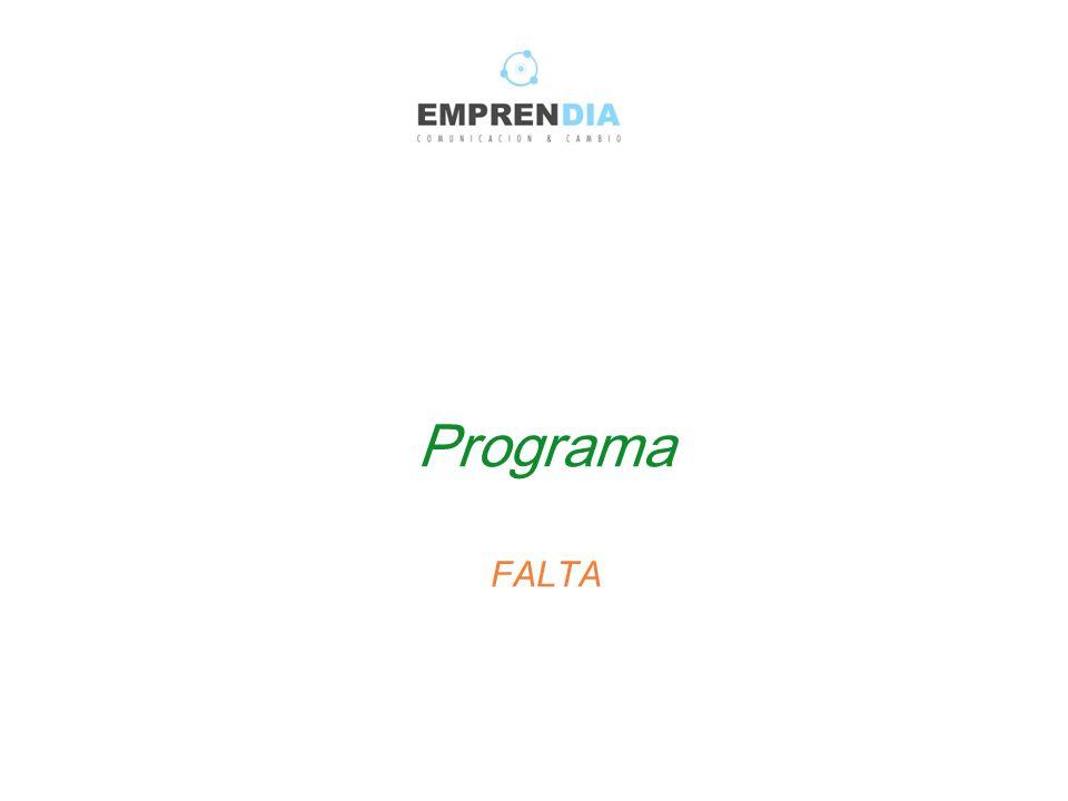 Programa FALTA