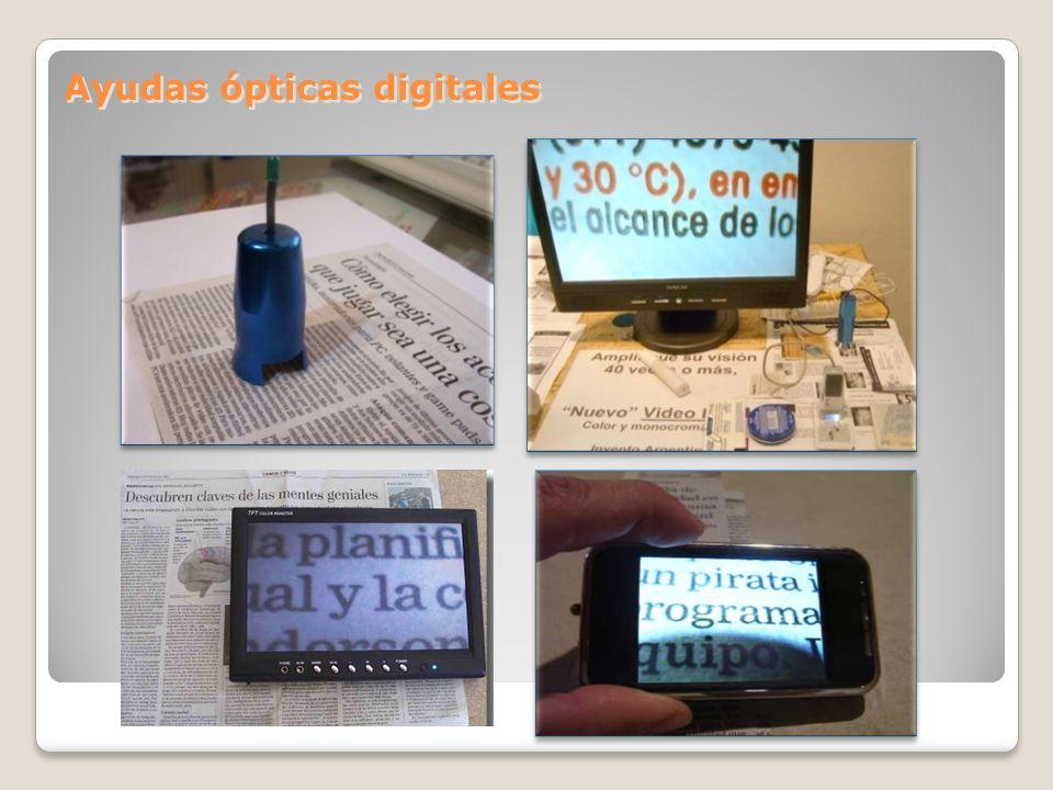 Ayudas ópticas digitales
