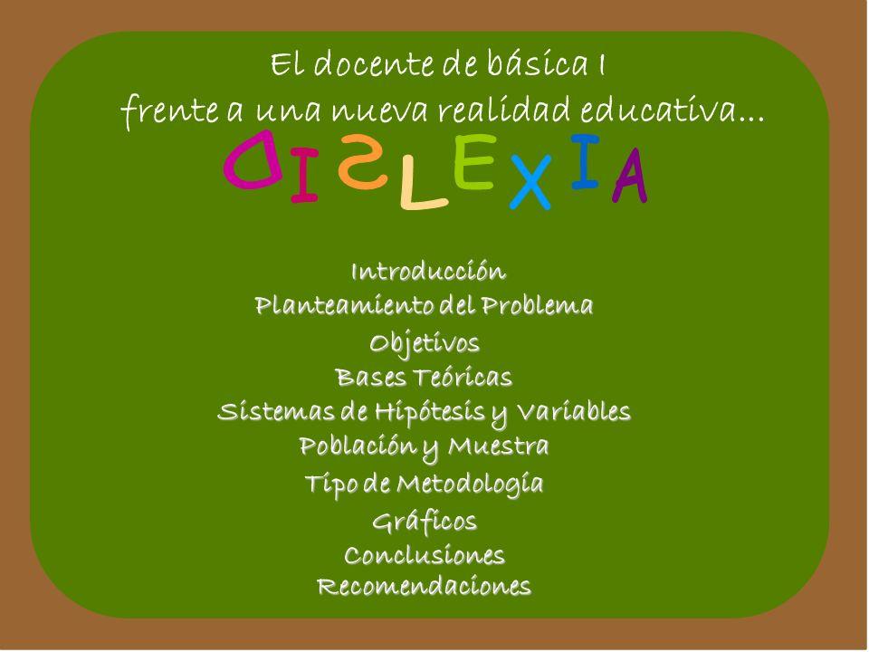 Menú 9.¿Un niño Disléxico merece ser incluido en la Educ.