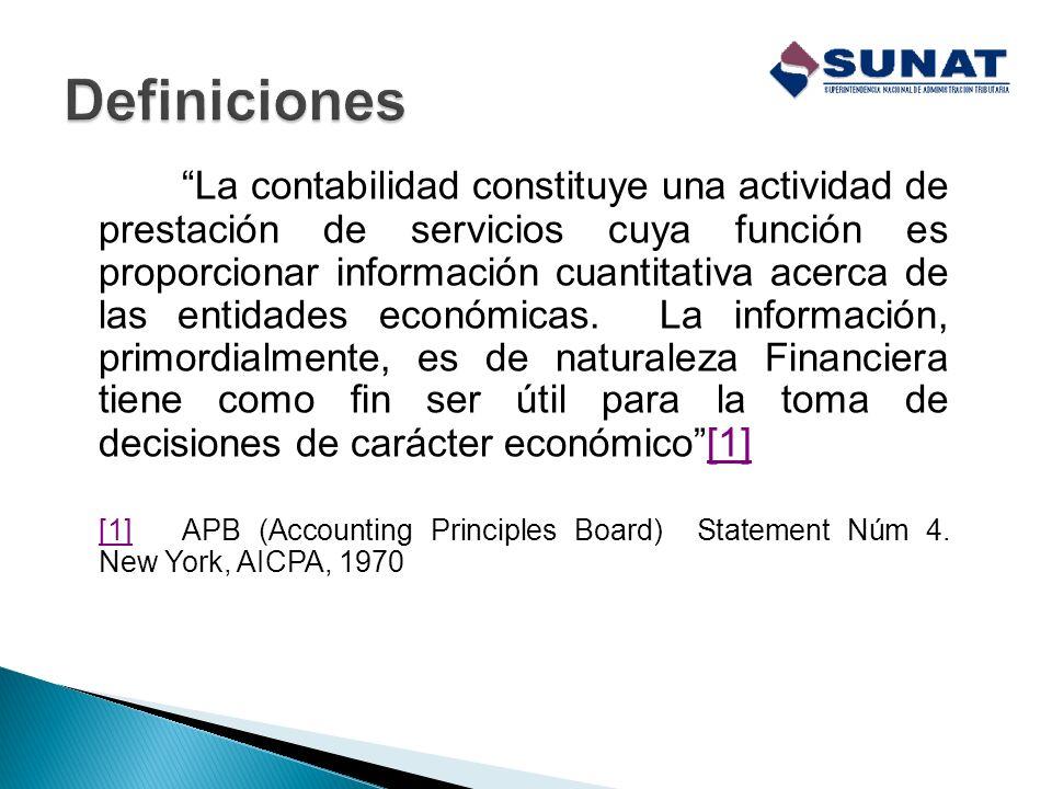 La contabilidad es una ciencia aplicada al estudio de las actividades de los negocios. Tiene como finalidad medir monetariamente las actividades cuant