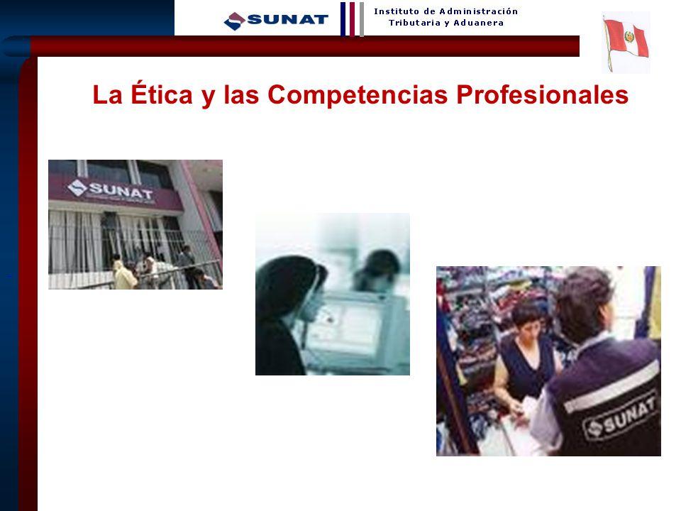 16 La Ética y las Competencias Profesionales