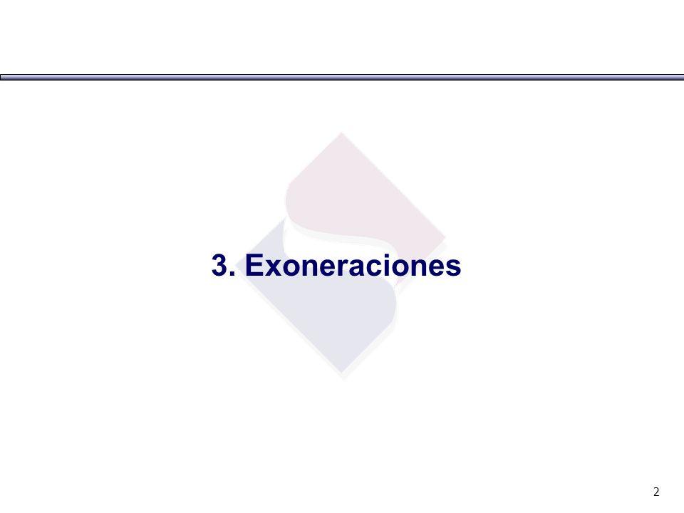 3. Exoneraciones 2