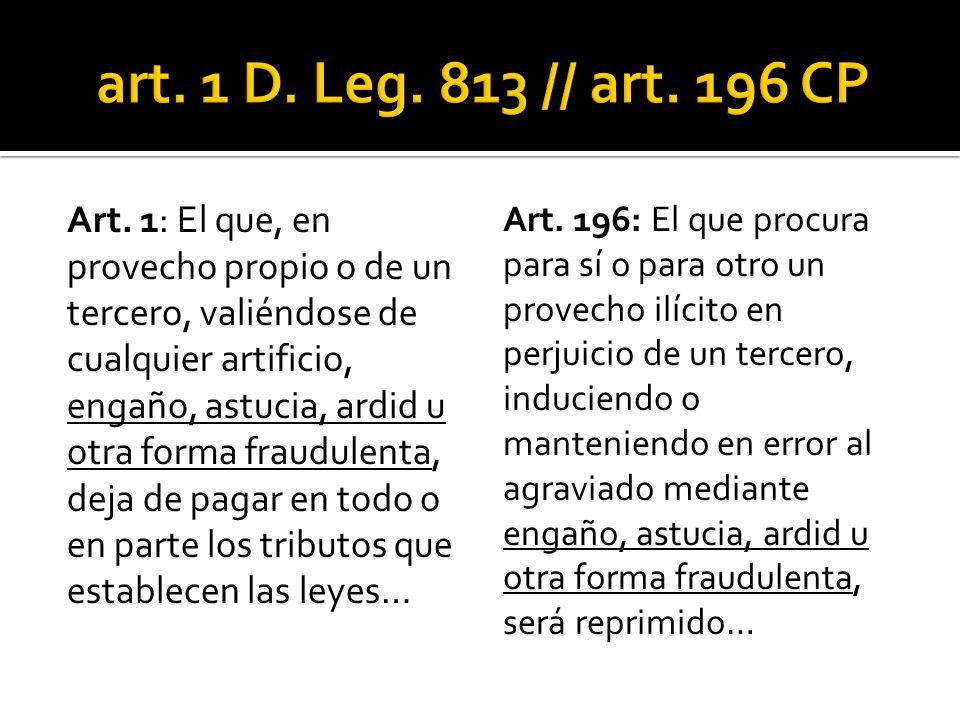 simulación y fraude a la ley: crítica del concepto de fraude a la ley en ámbitos gobernados por el principio de tipicidad cláusulas antifraude versus norma general antifraude ¿qué naturaleza tiene la Norma VIII, 2° par.