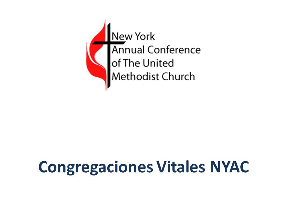 Guía de Planificación para la Congregación Vital Formulario de Respuesta Individual Contenido C.