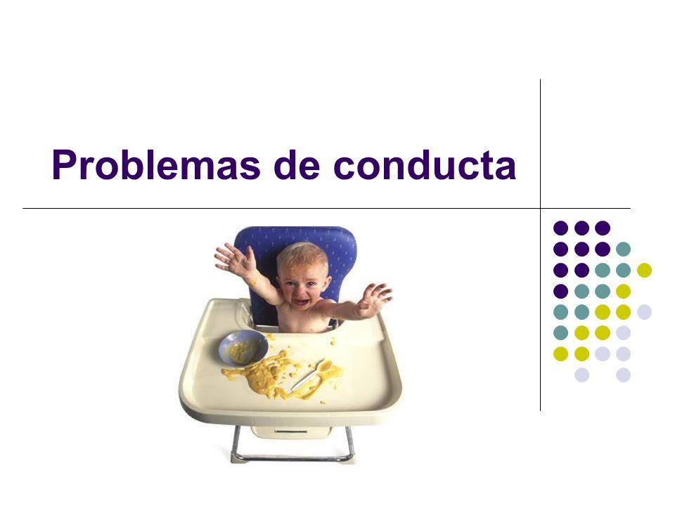 Un niño podrá comportarse bien o mal dependiendo desde donde se evalúe.