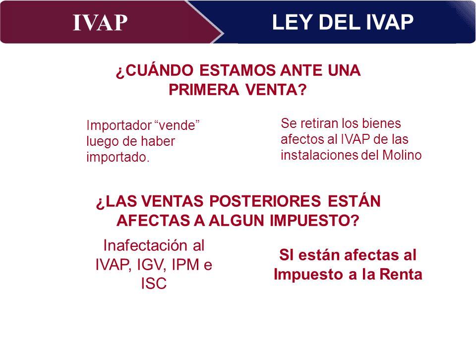 IVAP Superintendencia Nacional de Administración Tributaria – Abril 2009 MONTO DE LA DETRACCIÓN –3.85% del monto de la operación.