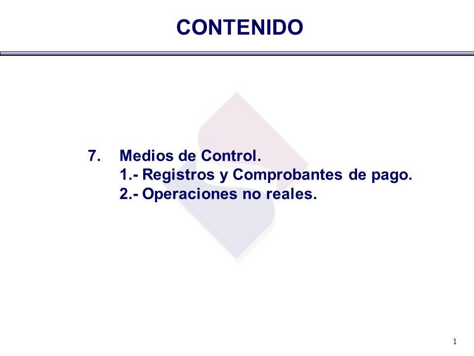 7. Medios de Control 2