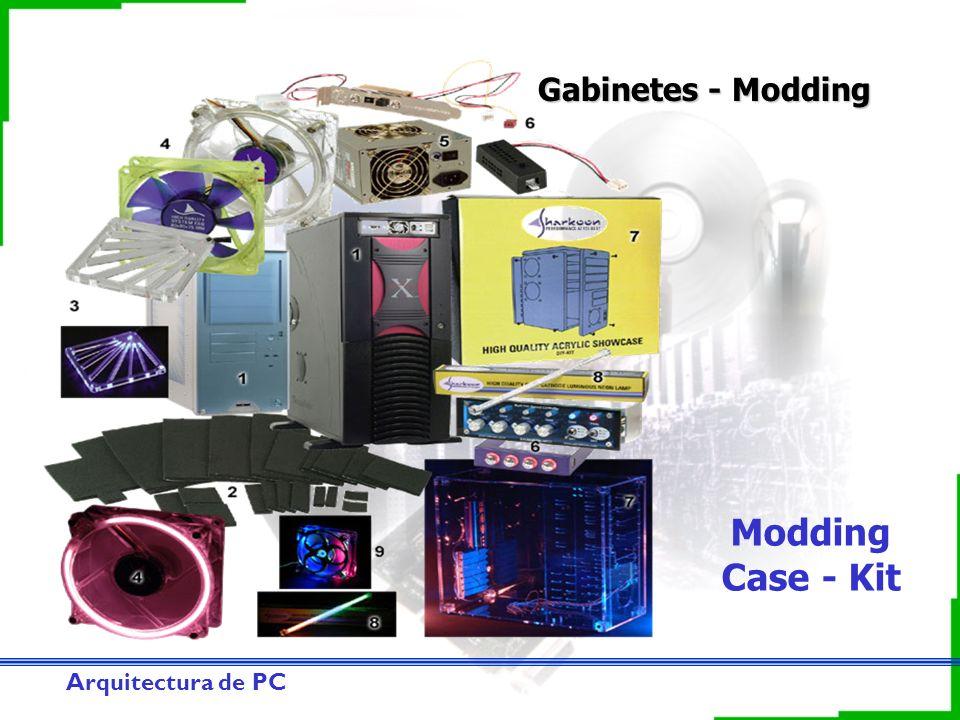 Arquitectura de PC Gabinetes - Modding Modding Case - Kit