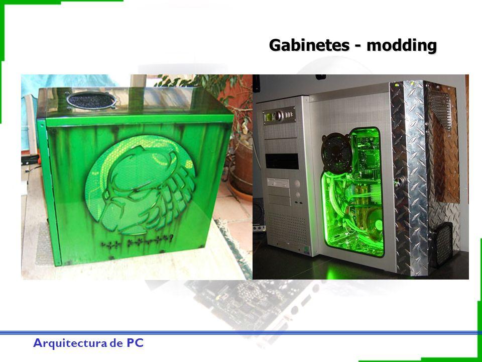 Arquitectura de PC Gabinetes - modding