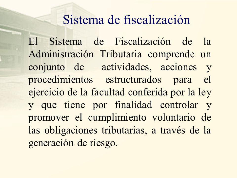 Fedatario Fiscalizador Tipo de agente fiscalizador (trabajador de SUNAT), que se encuentra autorizado a efectuar la inspección, control y/o verificación del cumplimiento de las obligaciones tributarias de los contribuyentes.