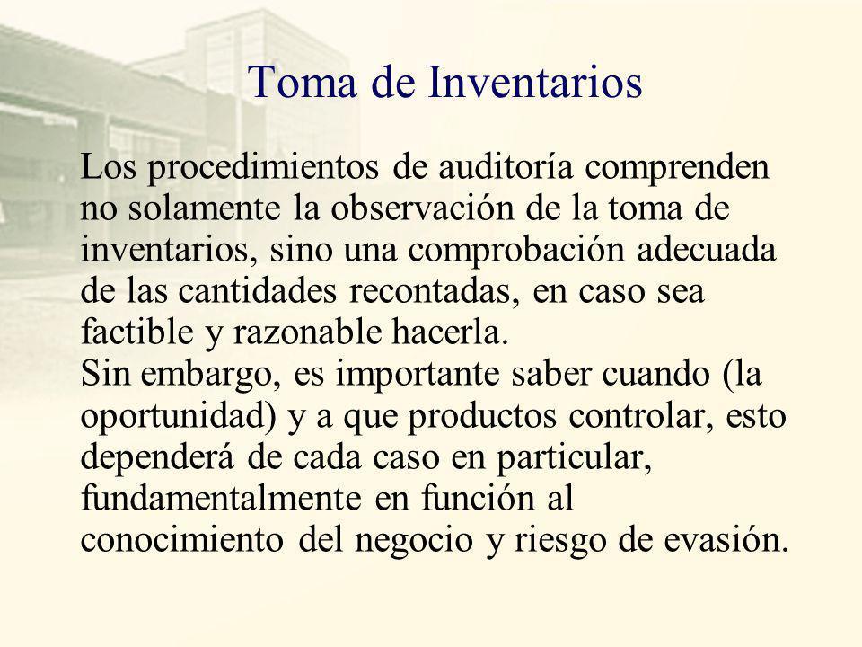 La cuenta de activos realizables comprende los bienes de propiedad de la empresa, destinados a la fabricación de sus productos, al consumo, al manteni