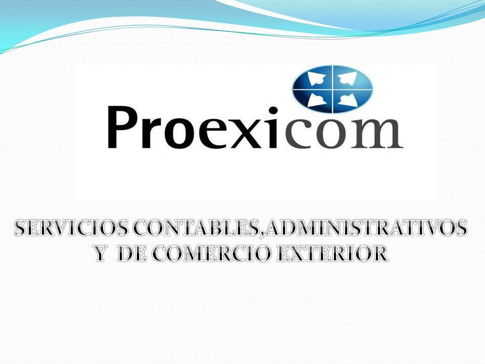 La misión de PROEXICOM es que el cliente reciba sus productos a tiempo y a un precio justo con la atención que usted merece.