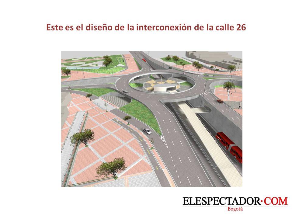 Deprimido calle 26 – Concejo de Bogotá