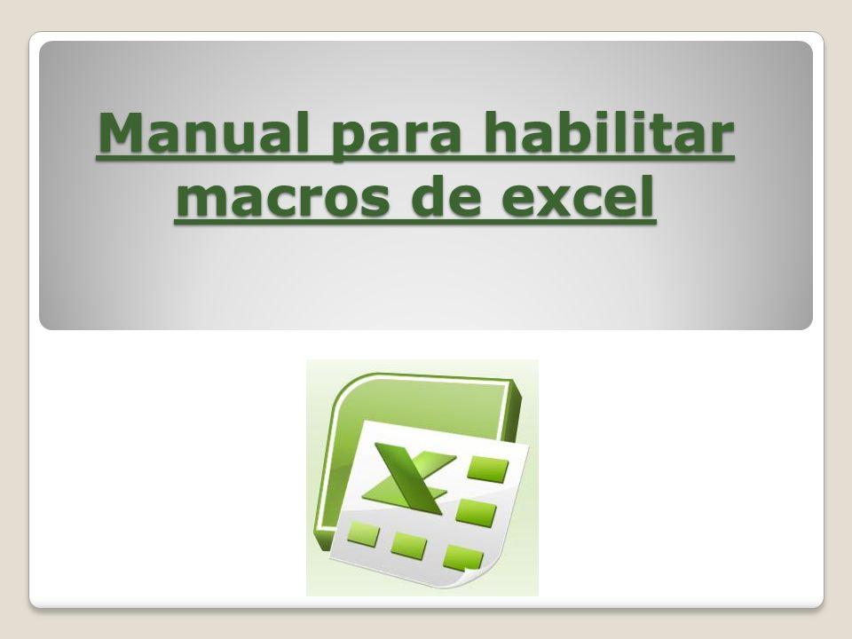 Abrir cualquier libro de Microsoft Office Excel
