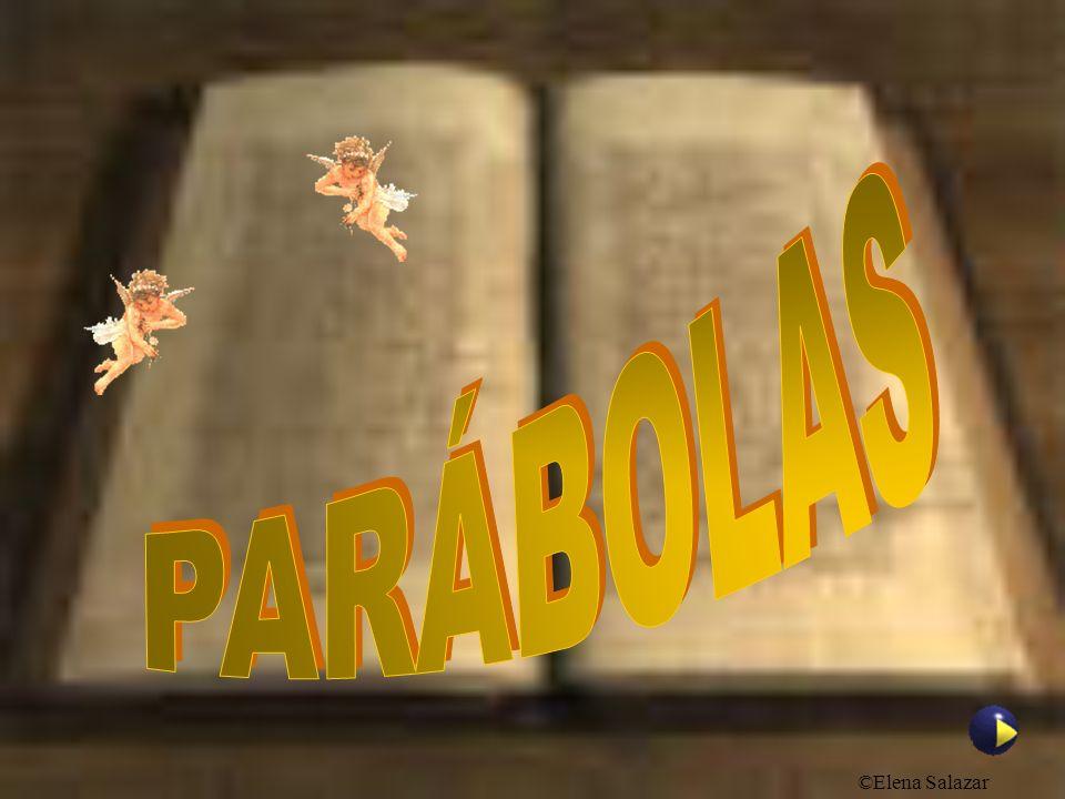 PARÁBOLAS Metáforas, historias breves que contaba Jesús para transmitir una enseñanza EL HIJO PRÓDIGO EL HIJO PRÓDIGO LOS MILLONES LOS MILLONES EL PERDÓN EL PERDÓN LAS DIEZ MUCHACHAS LAS DIEZ MUCHACHAS LA OVEJA PERDIDA LA OVEJA PERDIDA EL SEMBRADOR EL SEMBRADOR