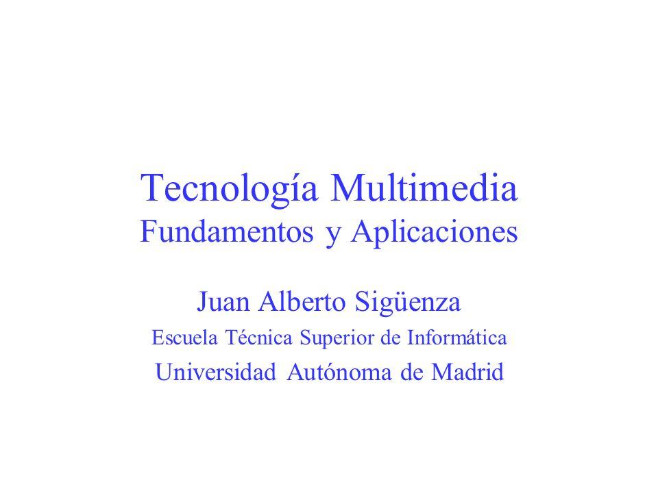 Juan A. Sigüenza Escuela Politécnica Superior Universidad Autónoma de Madrid 22