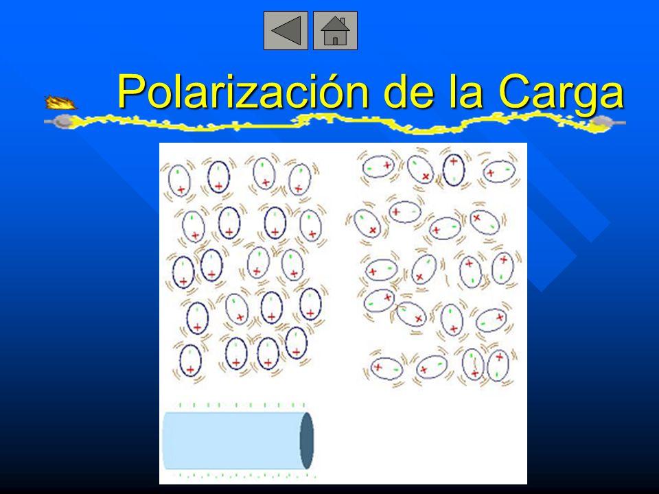 Polarización de la Carga