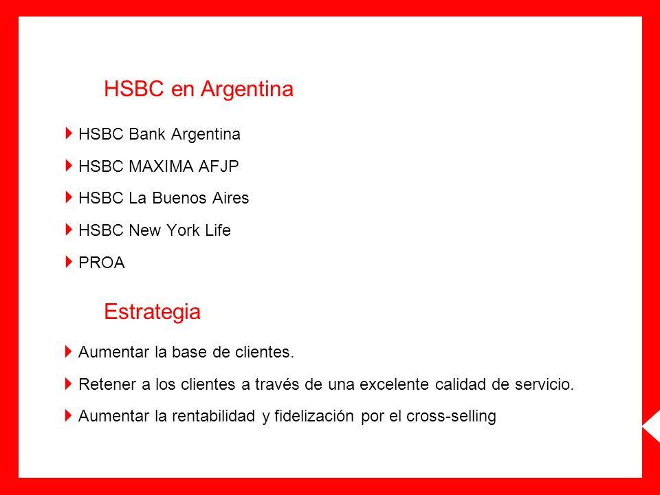 HSBC en Argentina Inició sus operaciones en 1978 (como Banco Roberts) 55 sucursales.