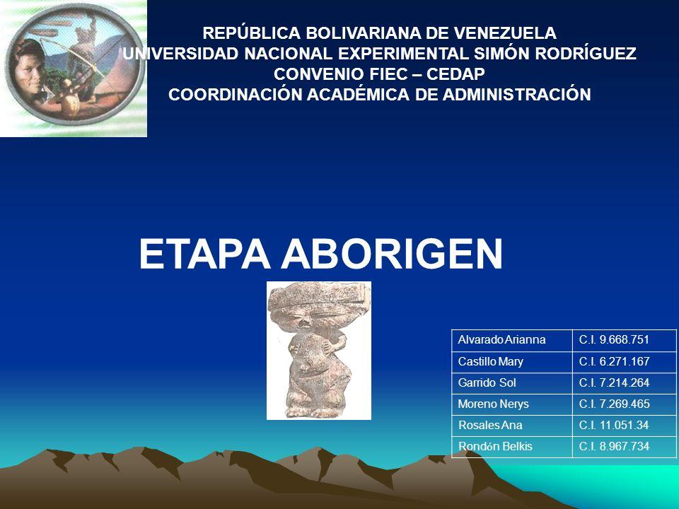 RECURSOS NATURALES INDIGENAS VENEZOLANOS EL APROVECHAMIENTO DE LA FAUNA SILVESTRE La actividad de captura y caza animales silvestres.