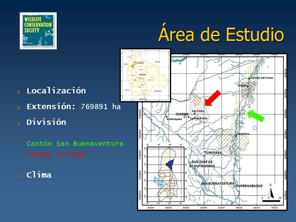 Estado poblacional y uso del lagarto (Caiman yacare) en áreas de uso de recursos naturales del Territorio Comunitario de Origen (TCO) Tacana, La Paz – Bolivia PROGRAMA LA PAZ - BOLIVIA JEHAN NINON RIOS