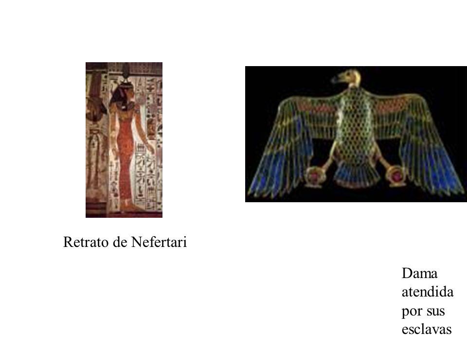 Retrato de Nefertari