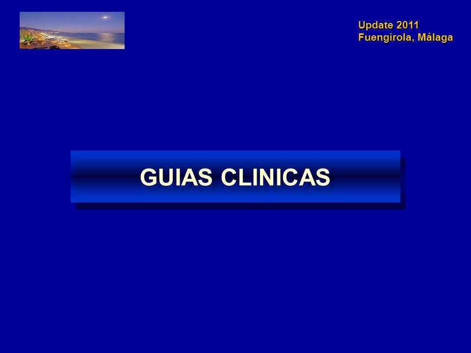 Update 2011 Fuengirola, Málaga GUIAS CLINICAS