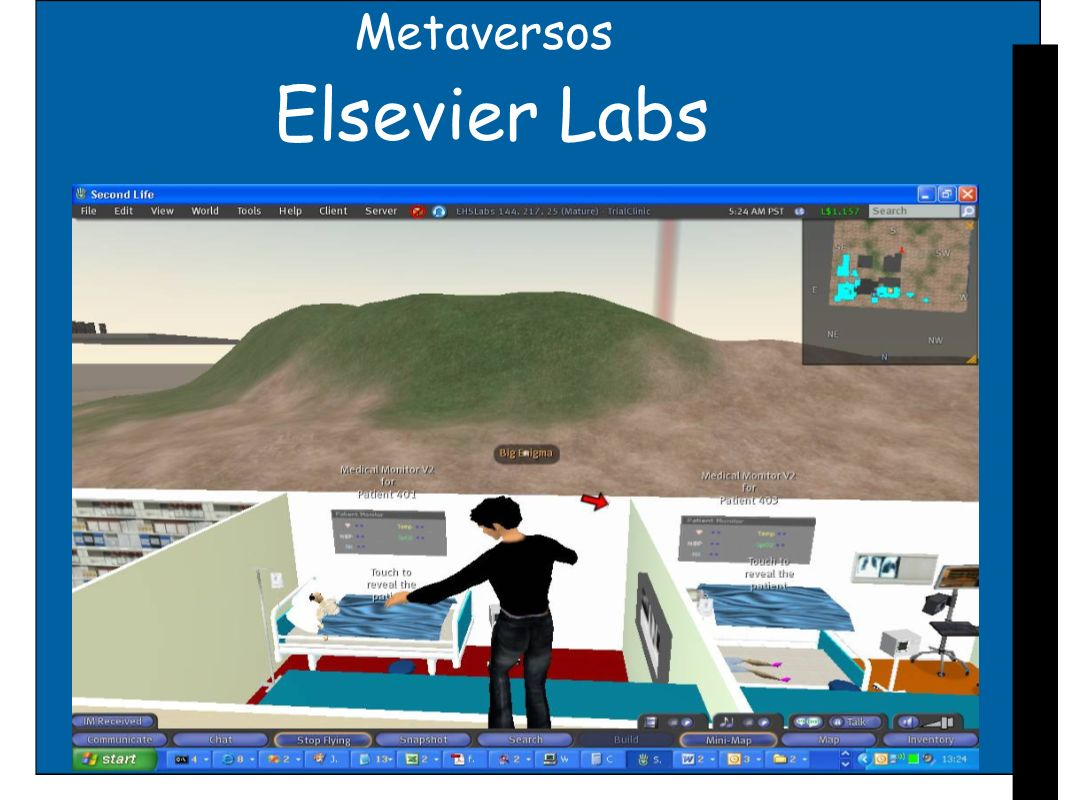 Metaversos Elsevier Labs