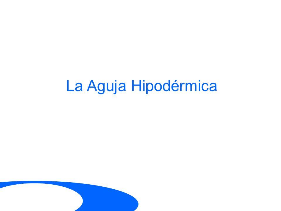 La teoría de la aguja hipodérmica, es también conocida como teoría de la bala mágica, del proyectil o de la transmisión en cadena.