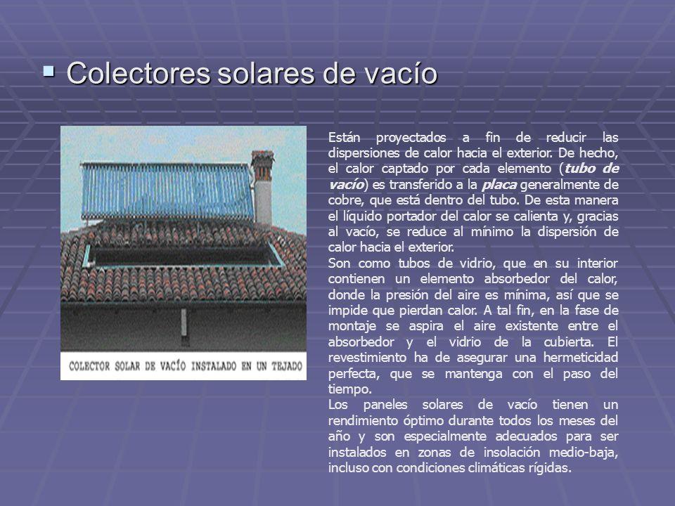 Paneles solares con depósito integrado Paneles solares con depósito integrado En los paneles con depósito integrado el absorbedor de calor y el depósito de acumulación forman una misma pieza, y la energía solar llega directamente a calentar el agua acumulada.