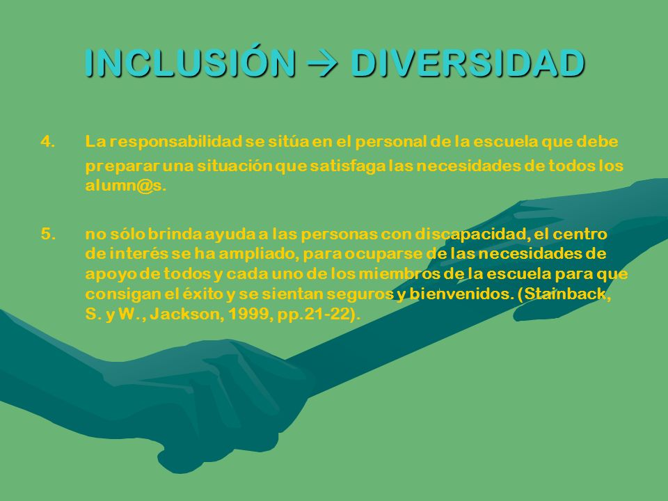 DIVERSIDAD DIVERSIDAD Éste juega un gran papel en las escuelas actuales en las que se debe asumir a la diversidad por diversas razones como comenta Puigdellívol, Ignasi: 1.