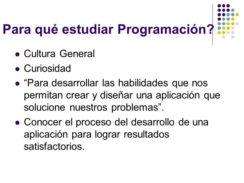 Evolución de los Lenguajes de Programación Primera Generación: se relacionan con las máquinas integradas por bulbos.