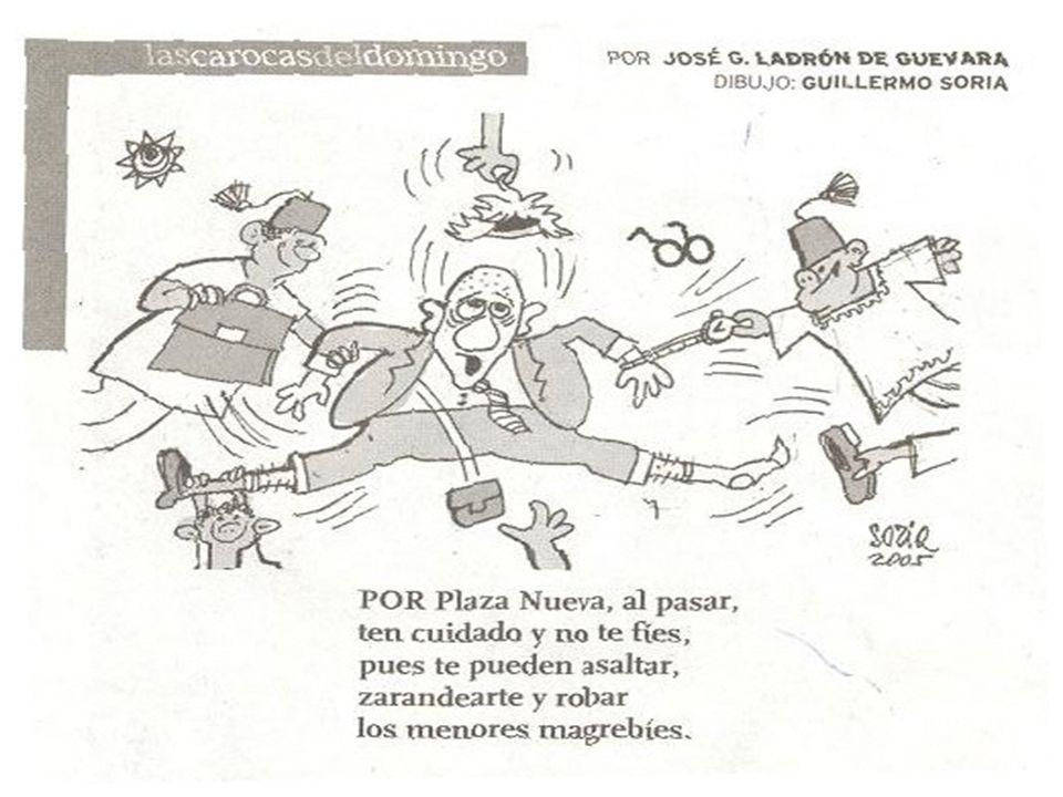 El Menor como protagonista y receptor de la Información La Rábida, 18 de julio de 2007