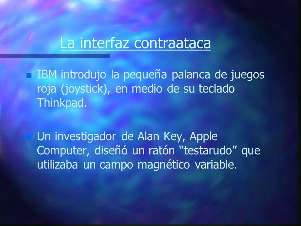 Computación táctil de alta sensibilidad n n Los cajeros automáticos y los kioskos de información computarizados utilizan, con bastante éxito, monitore