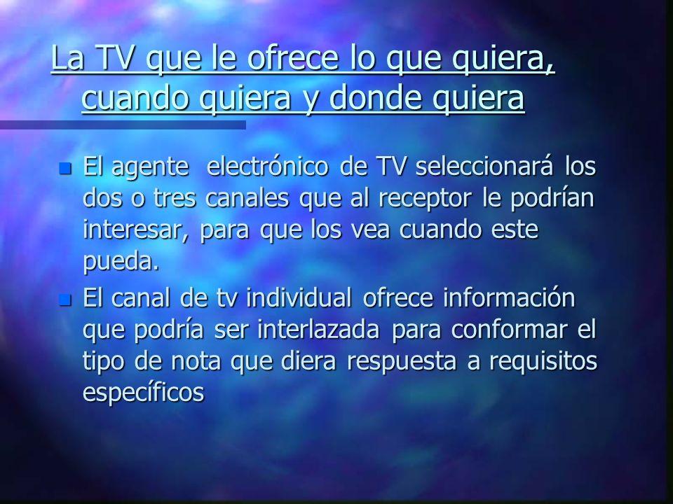 El Horario central es mi horario Se alquilan bits n Se sustituye del VCR y al sistema pague por lo que recibe en su televisión n El hojear electrónico