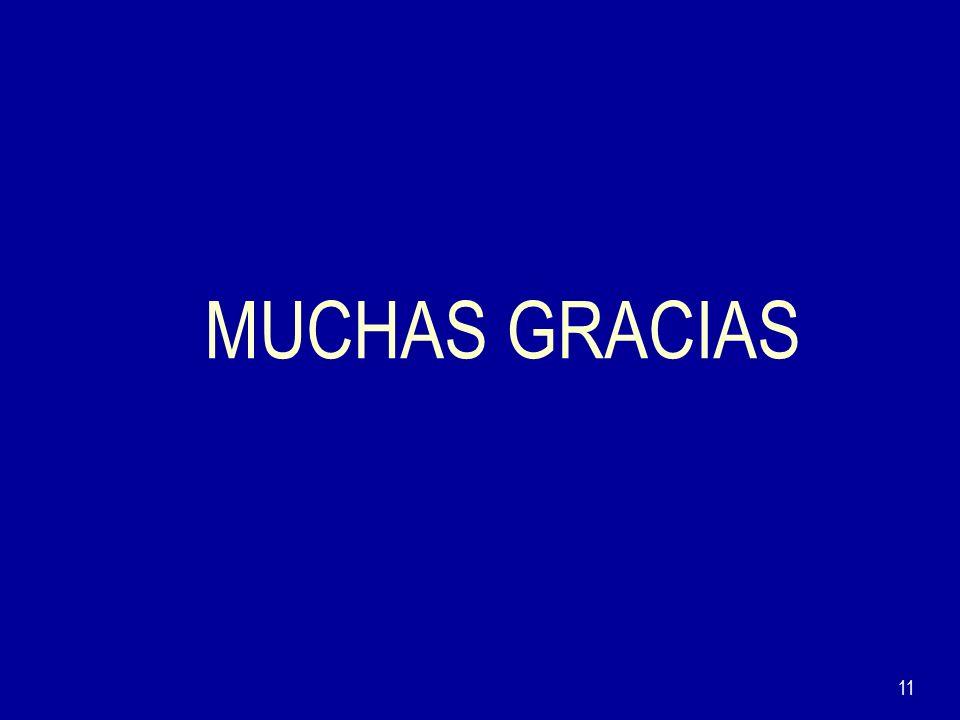 MUCHAS GRACIAS 11