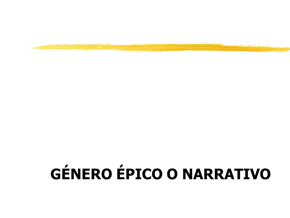 El genero narrativo es una expresión literaria que se caracteriza porque se relatan historias imaginarias o ficticias.