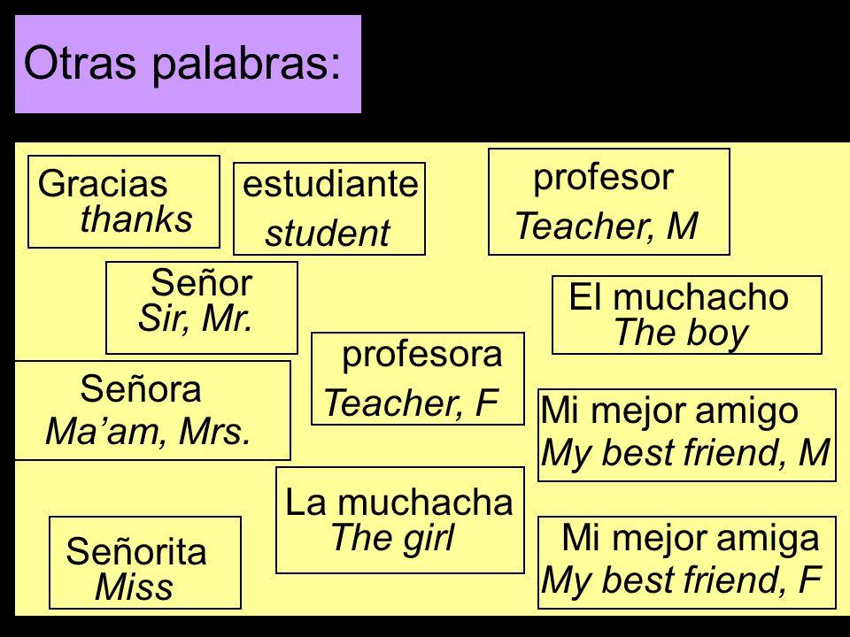 p. 9, act 5 b. Asking how they are a. Greeting 1. b 2. b 3. a 4. b 5. a