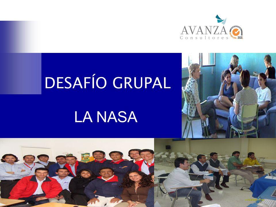 DESAFÍO GRUPAL LA NASA