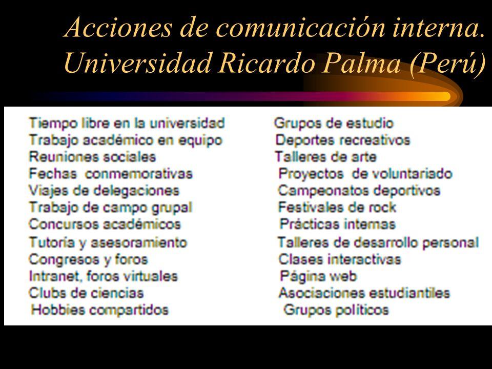 Propuesta de responsabilidad social Retos Rediseño del perfil ético del estudiante.